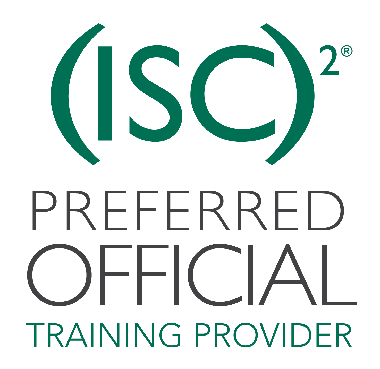 ISC2 training provider logo
