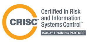 CRISC: ISACA logo - Intrinsec