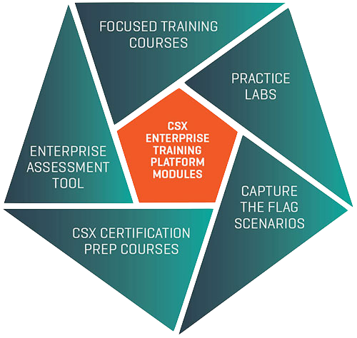ISACA: CSX Training Platform Modules - Intrinsec