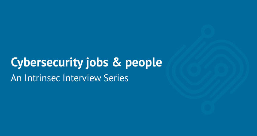 Cybersecurity Jobs & People Interview Series thumbnail