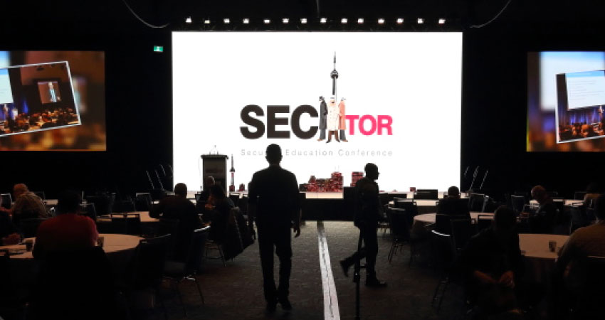 SecTor conference room
