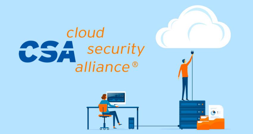 CSA cloud security illustration