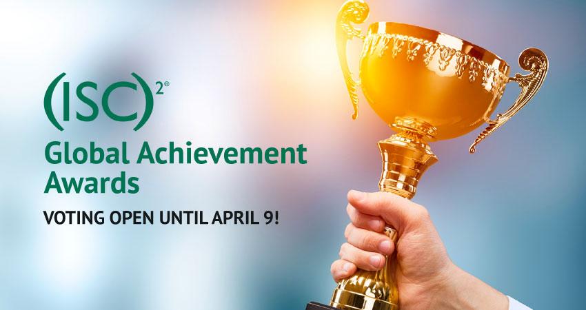 ISC2 2021 awards thumbnail