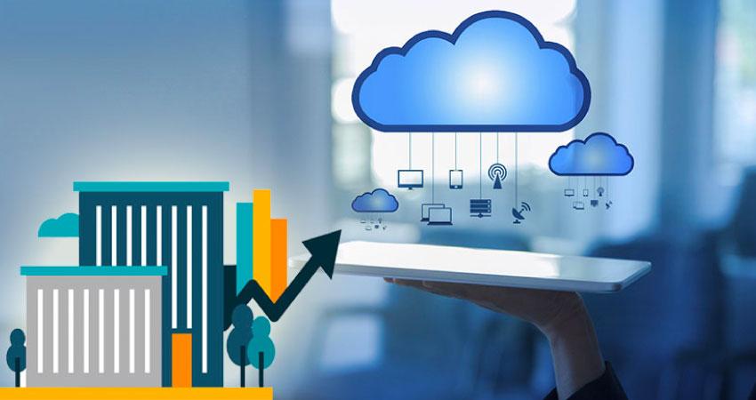 cloud applications illustration